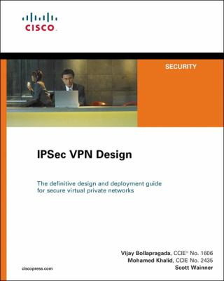 Ipsec VPN Design 9781587051111