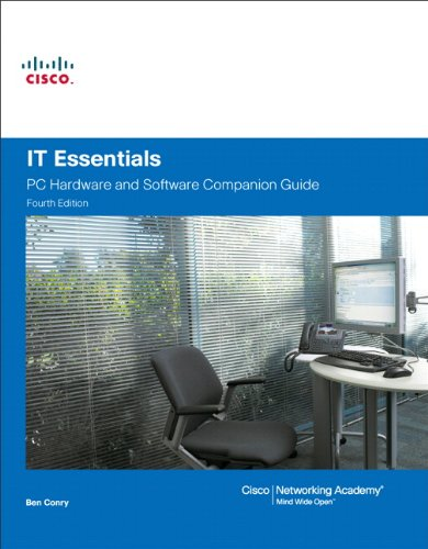 IT Essentials: PC Hardware and Software Companion Guide [With CDROM] 9781587132636