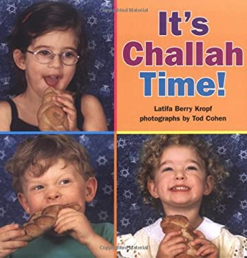 It's Challah Time! 9781580130363