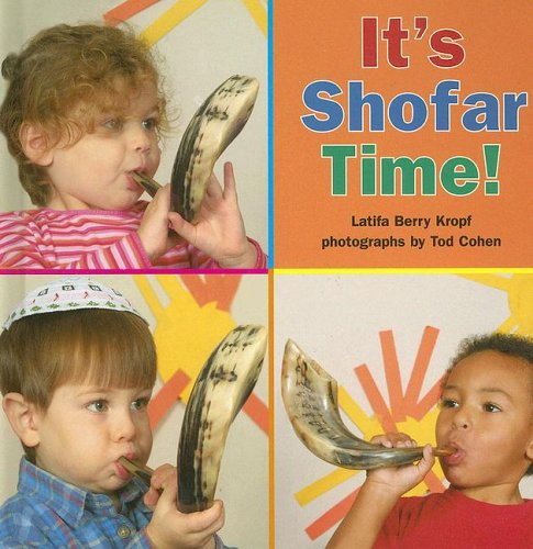 It's Shofar Time 9781580131582