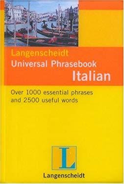 Italian Phrasebook 9781585735563