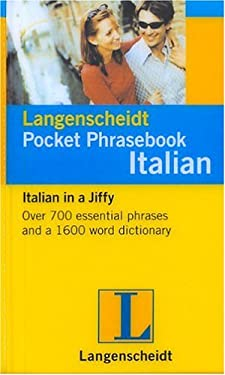 Italian Pocket Phrase 9781585735099