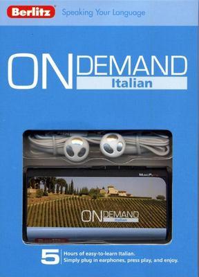 Italian on Demand 9781585735877