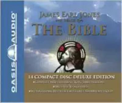 James Earl Jones Reads the Bible-KJV-New Testament 9781589263598