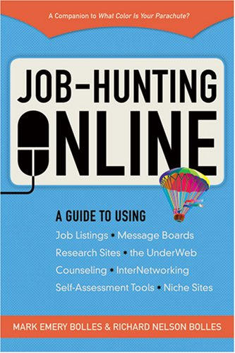 Job-Hunting Online 9781580088992