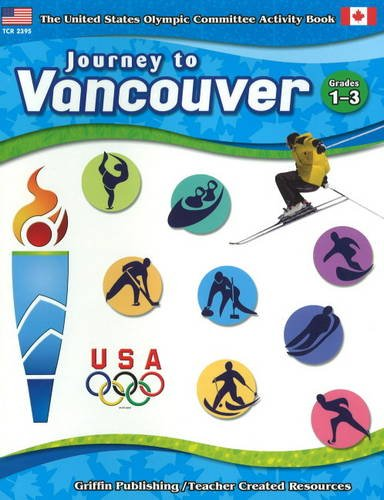 Journey to Vancouver Grd 1-3 9781580001274
