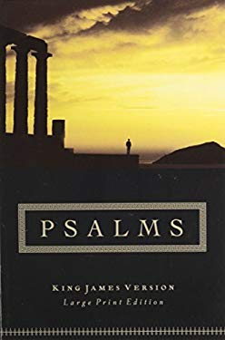 Large Print Psalms-KJV 9781585168224