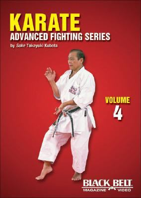 Karate: Advanced Fighting, Vol. 4 9781581333398