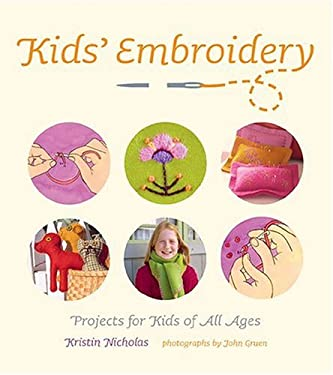 Kids' Embroidery