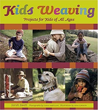 Kids Weaving 9781584794677