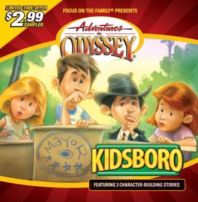 Kidsboro 9781589975798