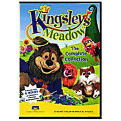 Kingsley's Meadows 4-DVD Set 9781585168309
