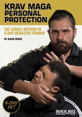 Krav Maga Personal Protection: The Israeli Method of Close-Quarters Combat 9781581334579