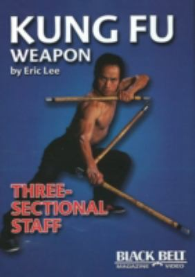 Kung Fu Weapon: Three-Sectional Staff