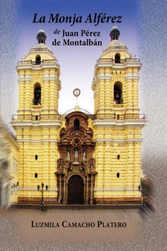 La Monja Alfrez de Juan Perez de Montalban 9781588711106