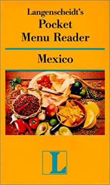 Langenscheidt's Pocket Menu Reader Mexico 9781585730414