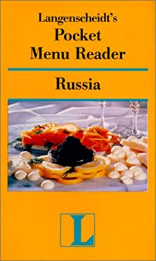 Langenscheidt's Pocket Menu Reader Russia 9781585730421
