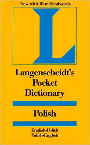 Langerscheidts Polish Pocket Dictionary 9781585730520