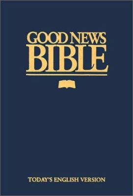 Large Print Bible-TEV 9781585161591