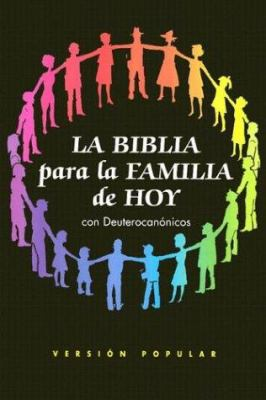 Large Print Bible for Today's Family-VP 9781585167142