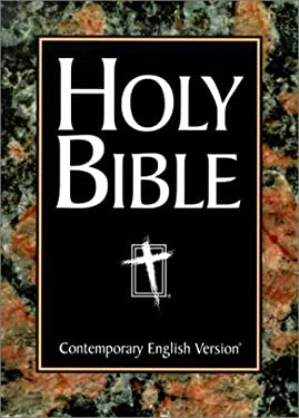 Large Print Easy-Reading Bible-Cev 9781585160044