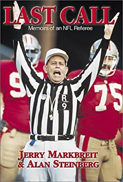 Last Call: Memoirs of an NFL Referee 9781583820308