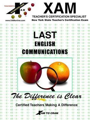 Last English Communications 9781581971484