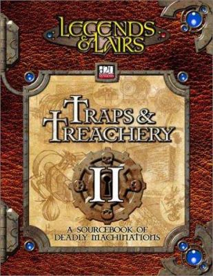 Legends & Lairs: Traps & Treachery II 9781589940277
