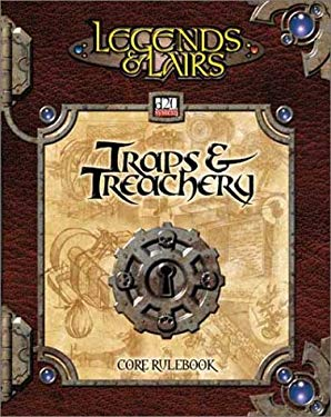 Legends & Lairs: Traps & Treachery 9781589940208