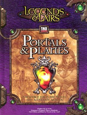 Legends & Lairs: Portals & Planes 9781589941045