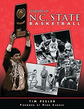 Legends of N.C. State Basketball 9781582618203