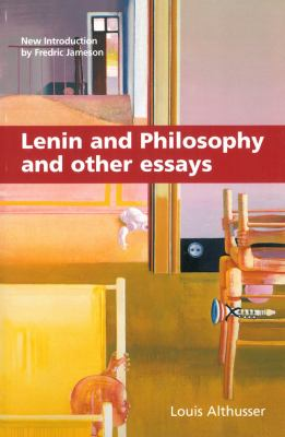 Lenin and Philosophy and Other Essays 9781583670392