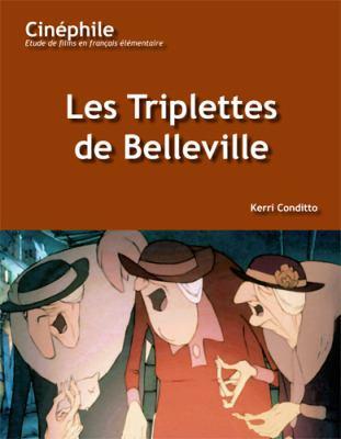 Les Triplettes de Belleville 9781585102068