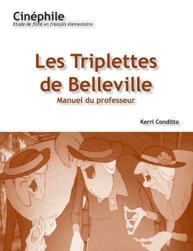 Les Triplettes de Belleville 9781585102075