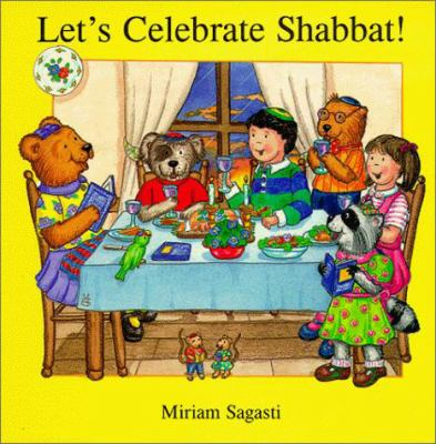 Let's Celebrate Shabbat! 9781580130554