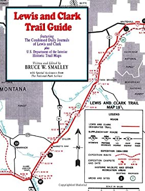 Lewis and Clark Trail Guide 9781582187686