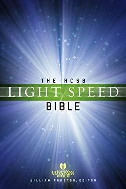 Light Speed Study Bible-HCSB 9781586400668