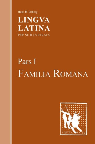 Familia Romana 9781585102013