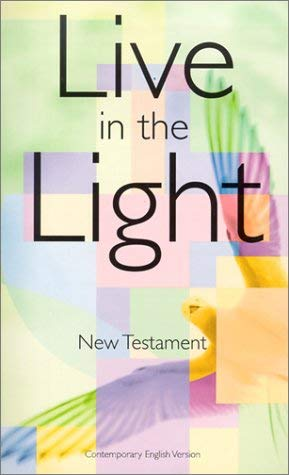 Live in the Light New Testament-Cev 9781585162444