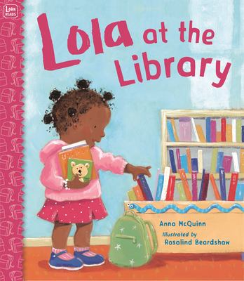 Lola at the Library 9781580891424