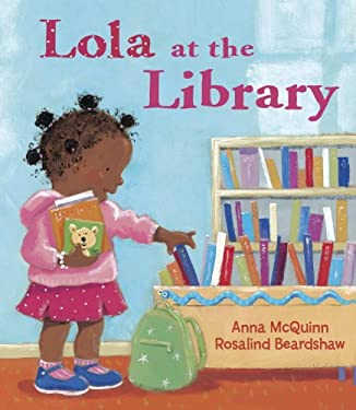 Lola at the Library 9781580893763