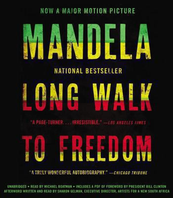 Long Walk to Freedom: The Autobiography of Nelson Mandela 9781586216887