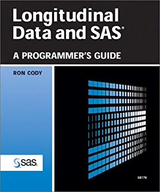 Longitudinal Data and SAS: A Programmer's Guide 9781580259248