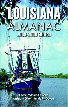 Louisiana Almanac 9781589805422