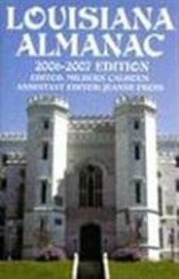 Louisiana Almanac 9781589803077