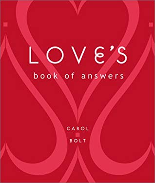 Love's Book of Answers 9781584792253
