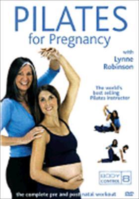 Lynne Robinson: Pilates for Pregnancy