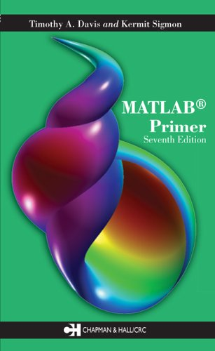 MATLAB Primer, Seventh Edition 9781584885238