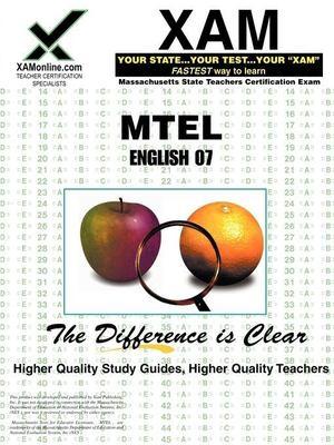 MTEL English 07 9781581978797