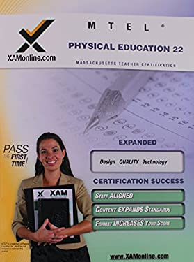 MTEL Physical Education 22 9781581978865
